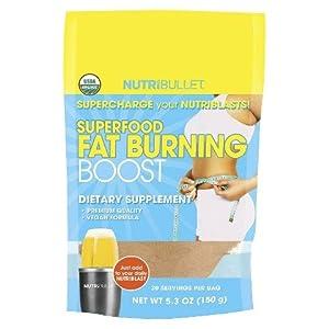 Nutribullet superfoods fat burning boost