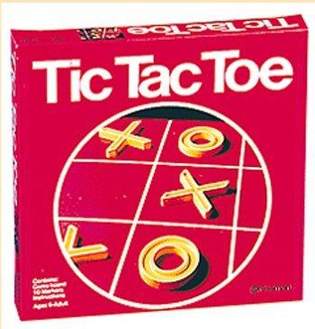 PRESSMAN TOYS TIC TAC TOE