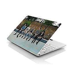 Print Avenues Series 46 PL1075 One Direction Pop Band Laptop Skin (Multicolor)