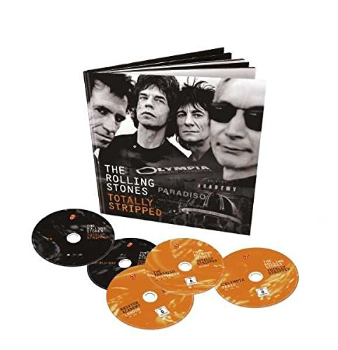 The Rolling Stones - Totally Stripped (5 Dvd)