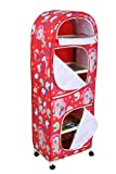 Natraj Children Toy Box Jumbo (Red)