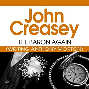 The Baron Again: The Baron Series, Book 3 | [John Creasey]