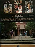 Foundations of Academic Inquiry