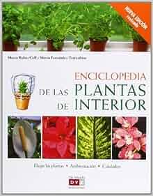 Enciclopedia de las plantas de interior: VV.AA.: 9788431552404: Amazon