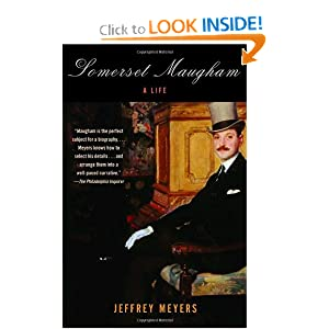 Somerset Maugham: A Life Jeffrey Meyers