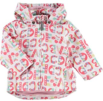 Name it Mädchen Jacke MELLO MINI 13100809 BRIGHT WHITE Gr.122