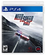 Need for Speed: Rivals, PS4.