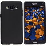 mumbi Samsung-Galaxy-A5-TPU-Hülle-schwarz - Funda para móvil Samsung Galaxy A5, negro