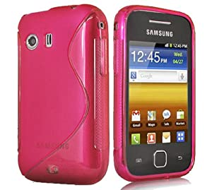 MOD SAMSUNG GT-S5360 GALAXY Y SLINE LUXURY SOFT GEL: Amazon.co.uk
