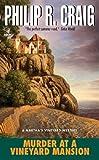 Murder at a Vineyard Mansion (Martha's Vineyard Mysteries) (0060757205) by Craig, Philip R.