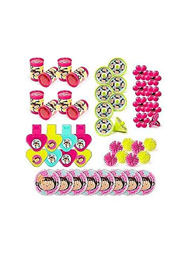 Monkey Love Favor Pack (48 Pieces)