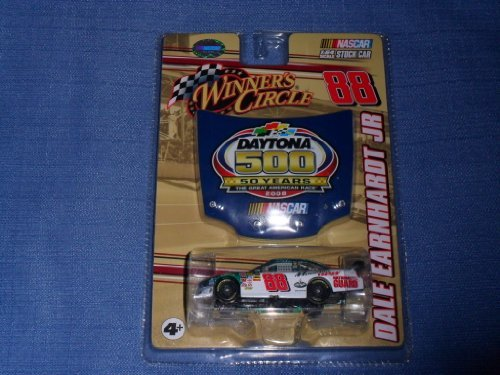 Winner's Circle Daytona 500 50 Year 2008 Diecast Car - Dale Earnhardt, Jr #88 [1:64 Scale TOY] - 1