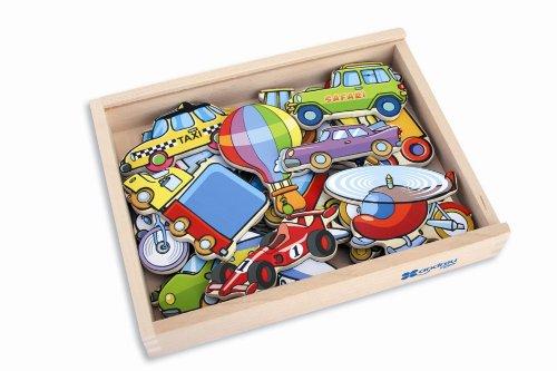 Andreu Toys - Vehículos Magnéticos