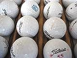 ロストボール ランク3 お買い得ロスト タイトリスト グランゼ・VG3混合 50P ゴルフボール