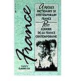 img - for Petit Lexique de la France Contemporaine: A Pocket Dictionary of Contemporary France book / textbook / text book
