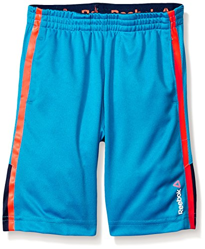 Reebok Big Boys Delta Short, Power Blue, Small