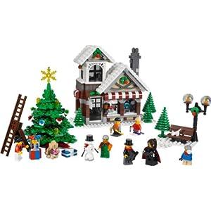 レゴ クリエイター クリスマスセット 10199