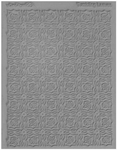 Lisa Pavelka 527096 Texture Stamp Tumbling Leaves