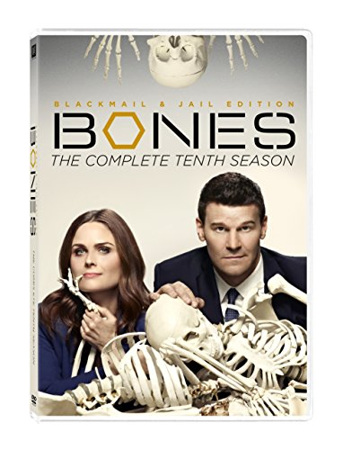 Bones: Season 10 [DVD] [Import]