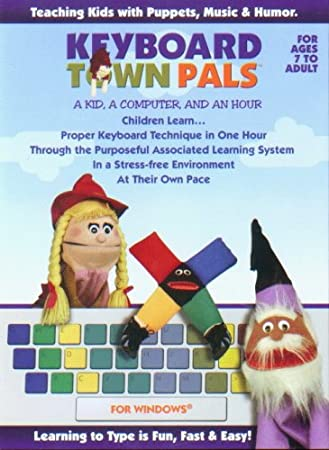 Keyboard Town PALS