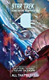 img - for Seekers: All That's Left (Star Trek: The Original Series) book / textbook / text book