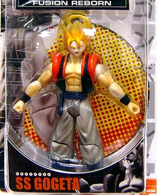 Buy Low Price Jakks Pacific Dragonball Z 'Best of Dragonball Z' Fusion Reborn Action Figure SS Gogeta (B000QHGTJS)