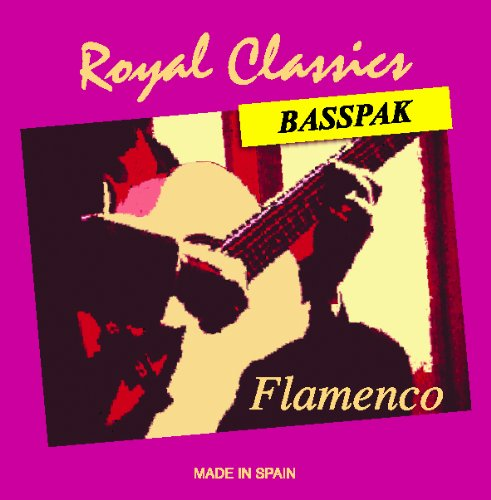 Royal Classics FL60B Flamenco Nylon Guitar String
