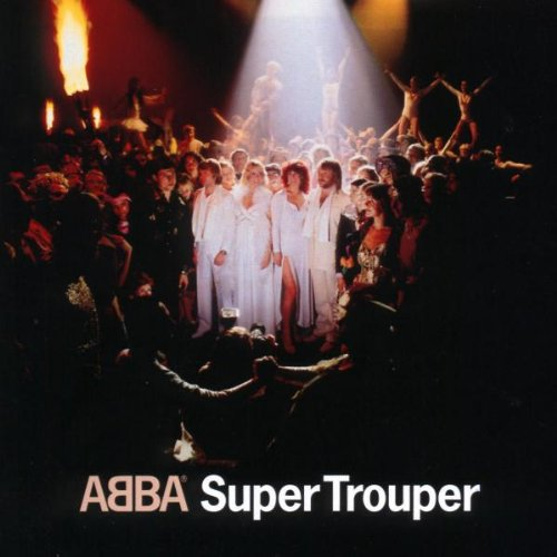 Abba - Super Trouper, - Zortam Music