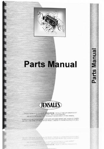 4WD Pay Loader Hough Parts Manual