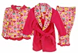 Bunz Kidz Cupcake Pajama Set and Robe