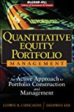 img - for Quantitative Equity Portfolio Management (McGraw-Hill Library of Investment and Finance) book / textbook / text book