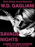 img - for Savage Nights book / textbook / text book