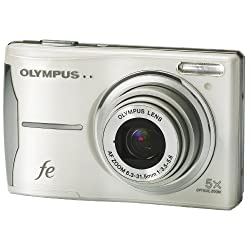 OLYMPUS デジタルカメラ CAMEDIA FE-46