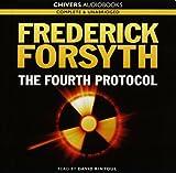 The Fourth Protocol: by Frederick Forsyth (Unabridged Audiobook 12 CDs) Frederick Forsyth