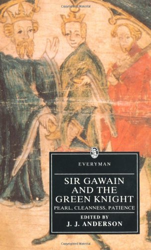 Sir Gawain & Green Knight (Everyman's Library)