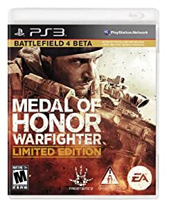Medal Of Honor: Warfighter: Battlefield 4 Beta (Limited Edition) - PlayStation 3