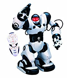 Wow Wee Robosapien Humanoid Toy Robot With Remote Control