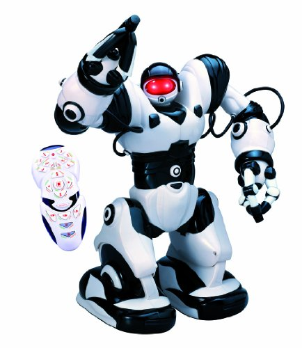 WowWee-Robosapien-Humanoid-Toy-Robot-with-Remote-Control