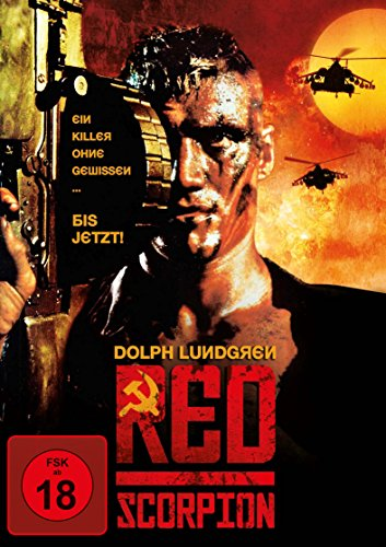 Red Scorpion (Limited Special Steelbook Edition, Uncut)