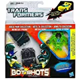 Transformers Bot Shots Battle Game Autobots 3Pack Nemesis, Megatron, Acid Storm