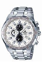 Casio EF-539D-7AVEF Mens Edifice White Silver Watch