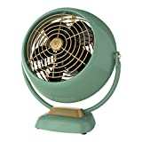 Vornado CR1-0224-17 Vfan Jr. Vintage Air Circulator, Green