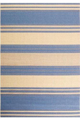 South Padre Area Outdoor Area Rug, 1'11