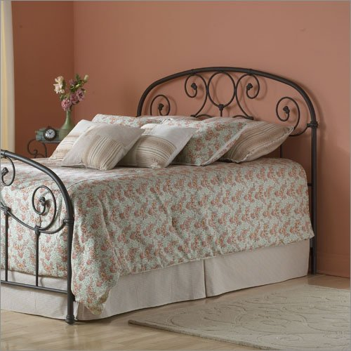 Fashion Bed Group Grafton Headboard, Rusty Gold, Twin front-781680