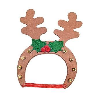 1 dozen foam reindeer antlers christmas for Reindeer antlers headband craft