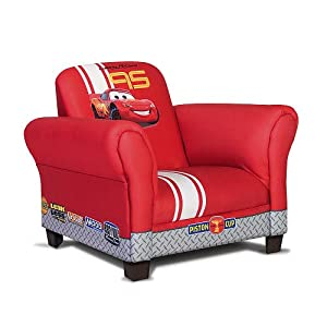 disney pixar cars the movie upholstered chair kitchen