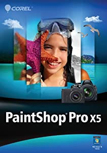 Paintshop Pro X5  [download]