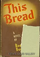 This bread by Rosemary Buchanan
