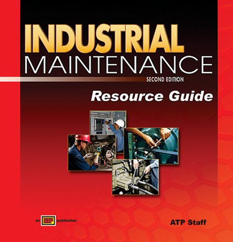 Industrial Maintenance - Instructor's Resource Guide - Amer Technical Pub - AT-3612 - ISBN: 0826936121 - ISBN-13: 9780826936127