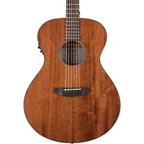 Breedlove Pursuit Concert Mahogany Acoustic-Electric Guitar Natural